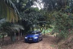 BMW 335 I SPORT M - AZUL - 2014 (1)