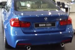 BMW 335 I SPORT M - AZUL - 2014 (11)