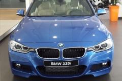 BMW 335 I SPORT M - AZUL - 2014 (12)