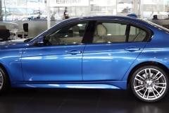 BMW 335 I SPORT M - AZUL - 2014 (13)