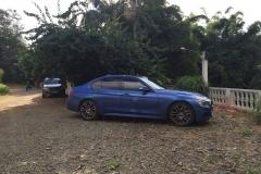 BMW 335 I SPORT M - AZUL - 2014 (15)