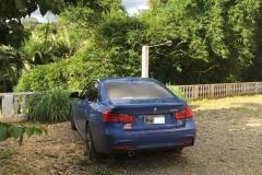 BMW 335 I SPORT M - AZUL - 2014 (16)