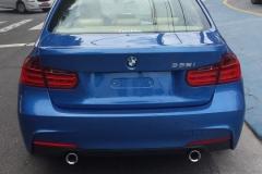 BMW 335 I SPORT M - AZUL - 2014 (17)