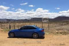 BMW 335 I SPORT M - AZUL - 2014 (4)