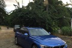 BMW 335 I SPORT M - AZUL - 2014 (6)