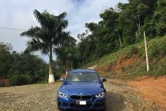 BMW 335 I SPORT M - AZUL - 2014 (7)