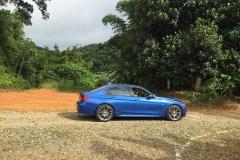 BMW 335 I SPORT M - AZUL - 2014 (8)