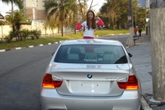 BMW 335 I SPORT - PRATA - 2008 (2)