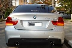 BMW 335 I SPORT - PRATA - 2008 (5)