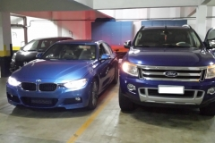 BMW 335I + RANGER LIMITED - AZUIS (1)