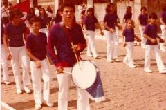 17)-VICENTE BORGES - MARIA DA FÉ-MG-COM 17 ANOS - EM 1979-FANFARRA DA ESCOLA