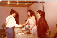 18)-VICENTE BORGES - COM 18 ANOS - MARIA DA FÉ-MG - DIPLOMA DE 1º GRAU