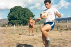 29)-VICENTE BORGES DA SILVA NETO - JOGADOR DE FUTEBOL, COM 29 ANOS (FAUSTINO-BA).
