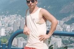 33)-VICENTE BORGES - NO RIO DE JANEIRO-1995